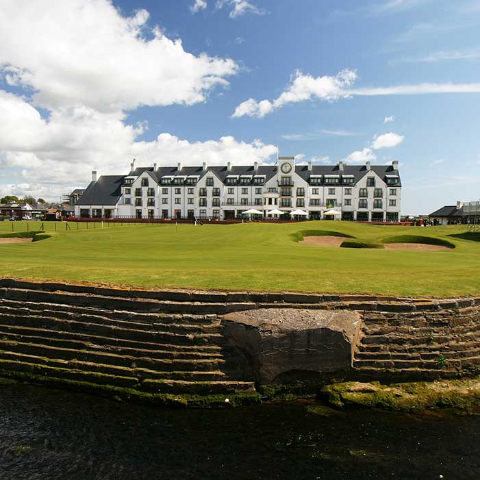 Carnoustie Golf Course