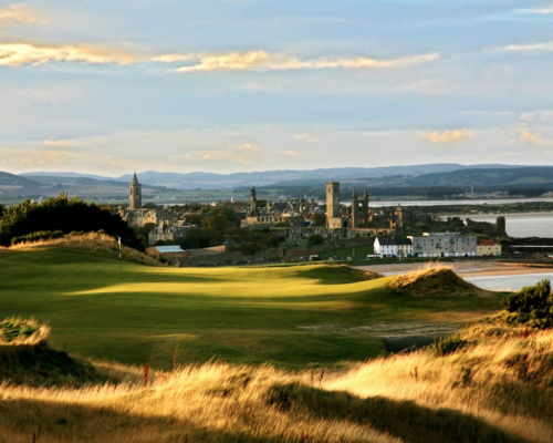St-Andrews-town